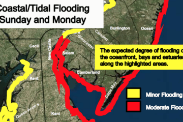 Flooding Expected Sunday Into Monday
