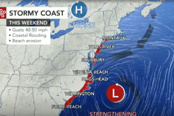 What To Expect From This Weekend's Storm