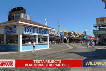 TestaRejects Boardwalk Repair Bill