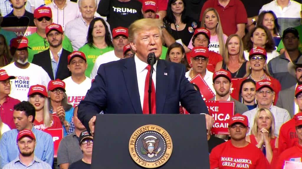 President Donald Trump To Visit Wildwood